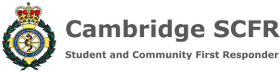 Cambridge Student and Community First Responders (SCFR)