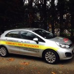 SCFR Car Branded